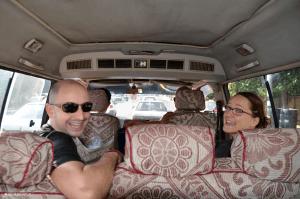 Taxi nach Rangoon