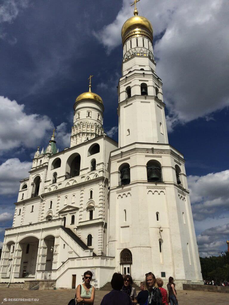 kreml-Glockenturm-Iwan-der-Große-Колокольня-Ивана-Великого